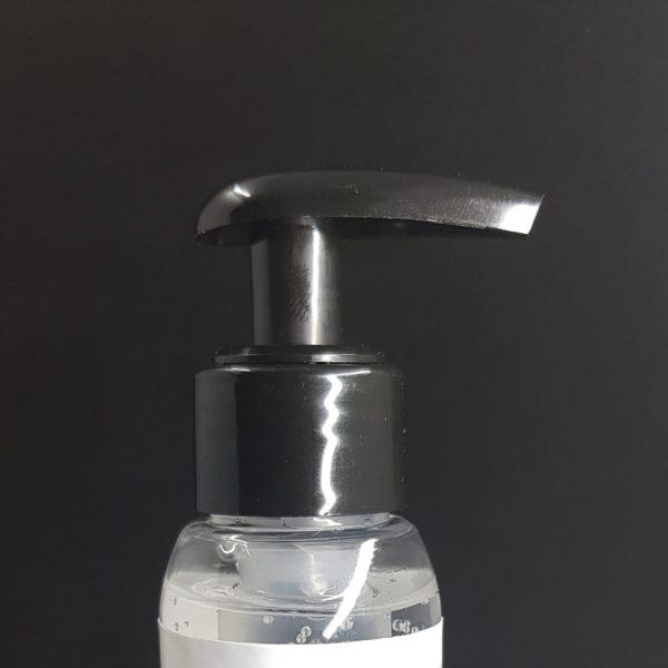Haut de la pompe a gel